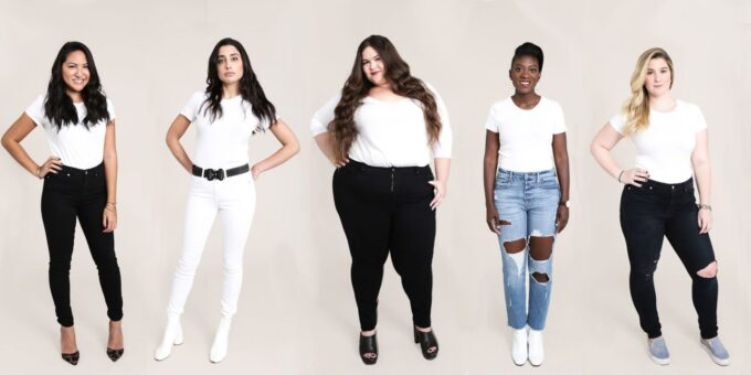 Fashion Trends for All Body Size