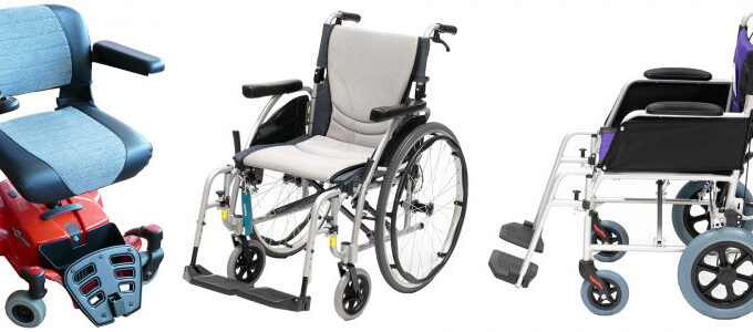 Types of Wheelchair Accessories